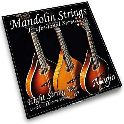 Adagio profesional mandolina cuerdas