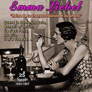 """Emma liebel - """"Reine de la chanson réaliste et du phono"""" (M'amour 25 Succès (1925-1927))"""
