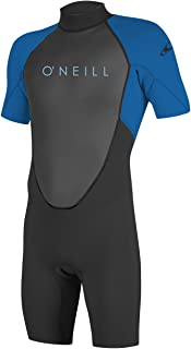 O'Neill Youth Reactor-2 2mm Back Zip Short Sleeve Spring Wetsuit