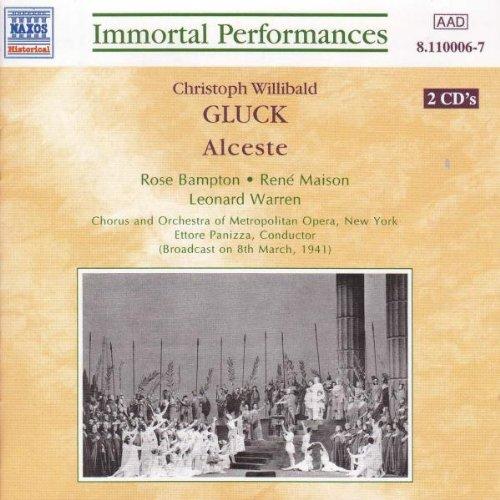 Gluck Alceste Panizza