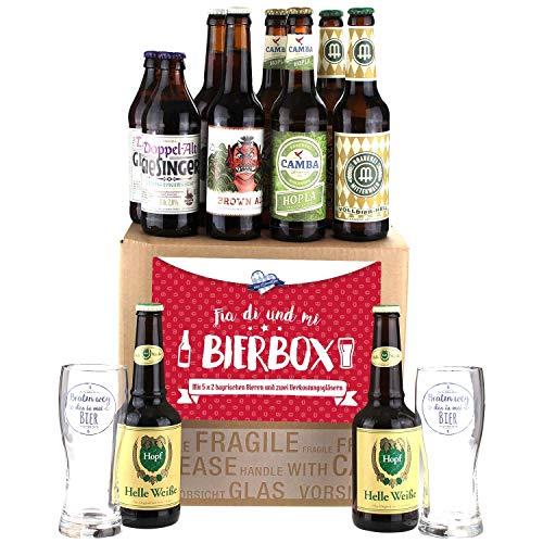 Bavariashop Bier-Box