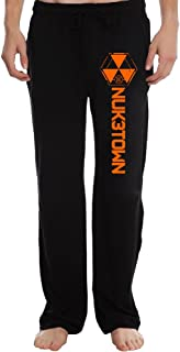 Mercy Call Of Duty Game Black Ops Men Running Pants Black