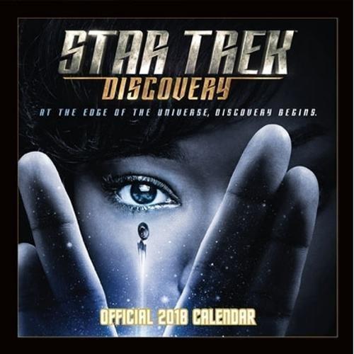 Star Trek: Discovery - Official 2018 Square Wall Calendar