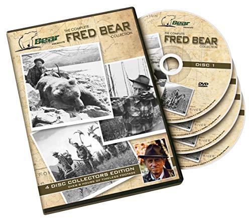 Bear Archery Fred Bear DVD Collection, Multi (Fred Bear Archery)