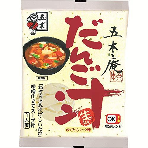 五木食品 五木庵だんご汁 192g ×20個