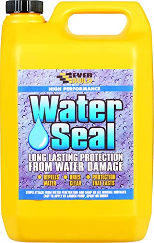 Everbuild Water Seal 402 - Idrorepellente, 5 L