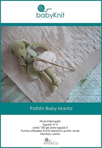 Patrón Baby Manta