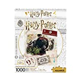 AQUARIUS Harry Potter Puzzle Hogwarts Express Train Ticket (1000 Piece Jigsaw Puzzle) - Officially Licensed Harry Potter Merchandise & Collectibles - Glare Free - Virtually No Puzzle Dust - 20x28in