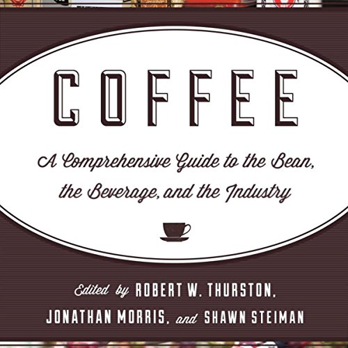 Coffee audiobook cover art