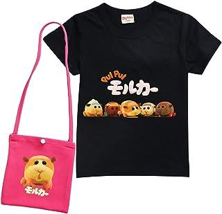 PUI PUI モルカー Tシャツ pui pui モルカー 子供tシャツ 子供服 キッズ 男の子 女の子 プレゼント かわいい 夏服 半袖 学生 大きいサイズ pui pui モルカー グッズ ぷいぷい モルカー プイプイ モルカー