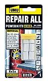 UHU 46720 repair all Powerkitt, Inhalt: 6 x 5 g