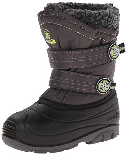 Kamik Snowjoy Snow Boot (Toddler), Charcoal, 5 M US Toddler