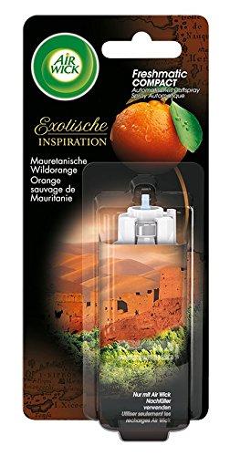 Air Wick Freshmatic Compact Nachfüller Mauretanische Wildorange Raumduft 24ml