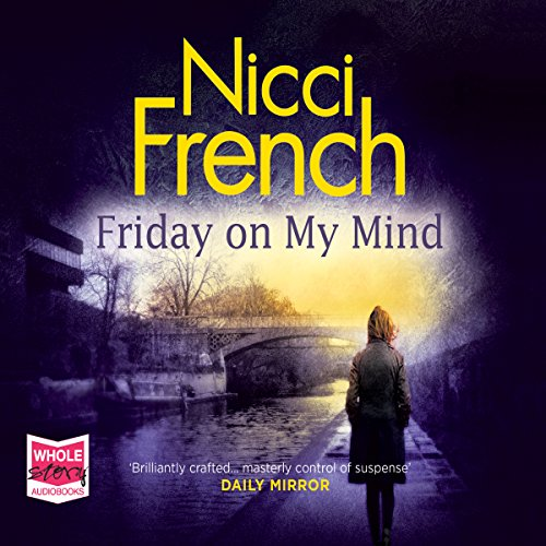Friday on My Mind audiobook cover art