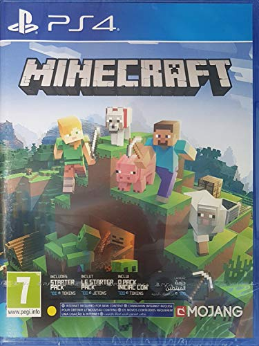 Minecraft - Bedrock Edition PS4 [