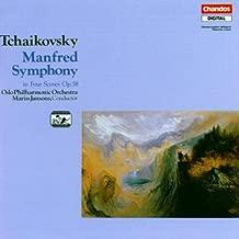 Tchaikovsky: Manfred Symphony in Four Scenes op 58