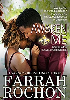 Awaken Me (The Holmes Brothers Book 6) by [Farrah Rochon]