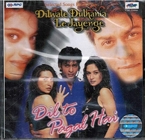 Dil To Pagal Hai / Dilwale Dulahnia Le Jayenge (UK Import)