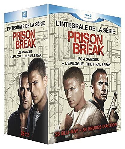 Prison L'intégrale des 4 Saisons + l'épilogue The Final Break [Blu-Ray]