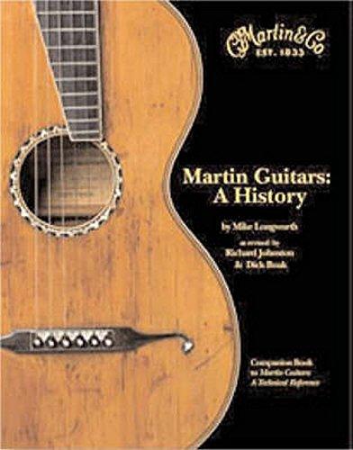 Martin Guitars: A History