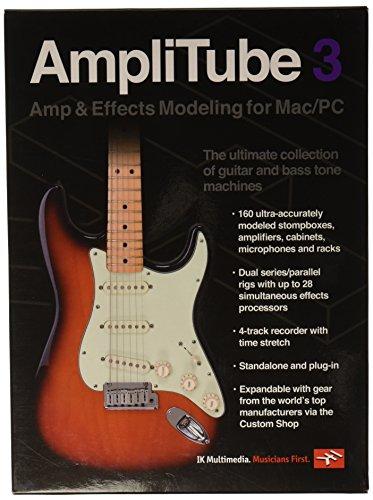 IK multimedia amplitube 3 ギターシミュレーター C ◆輸入品◆