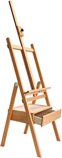 YXSDD Easel with Drawer Wood Easel Drawing Board Sketch Bracket Easel Adult Children Easel