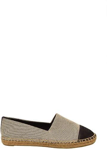 Tory Burch Damen 47016416 Blau Stoff Espadrilles Espadrilles Espadrilles  Outlet-Verkauf