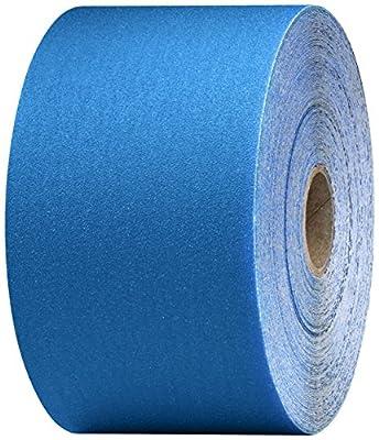 3M Stikit Blue Abrasive Sheet Roll, 36215, 40, 2-3/4 in x 10 yd