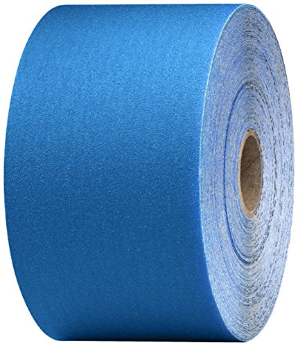 3M Stikit Blue Abrasive Sheet Roll, 36217, 80, 2-3/4 in x 20 yd