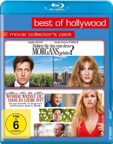 Haben Sie das von Morgans gehört?/Woher weisst du, dass es Liebe ist? - Best of Hollywood/2 Movie Collector's Pack [Blu-ray]