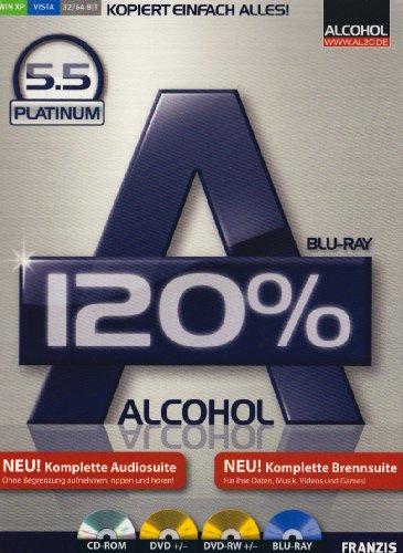 Alcohol 120% 5.5