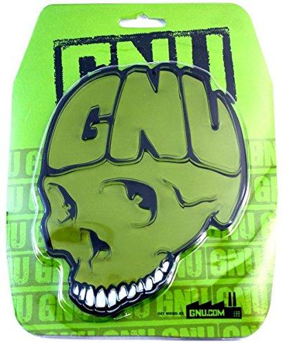 GNU Skull Stomp Pad Snowboard anti-slip pad