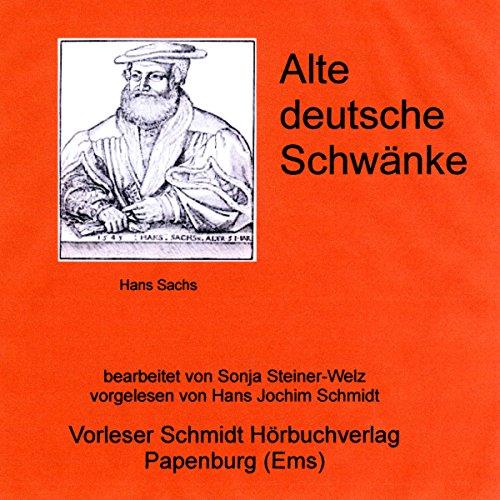 Alte deutsche Schwänke audiobook cover art