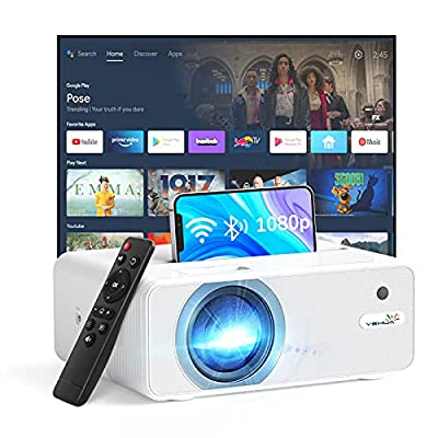 Amazon Promo Code for WiFi Projector 4K HD Outdoor Projector Mini Projector 12102021045619