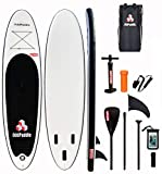 oddpaddle Inflatable Stand Up Paddle Board 11'×33''×6'' Non-Slip Deck with Premium SUP Accessories