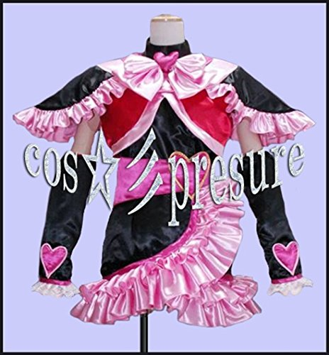 『374 【cos-presure】ふたりはプリキュア キュアブラック 風衣装◆コスプレ』の1枚目の画像