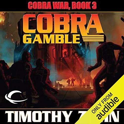 Couverture de Cobra Gamble