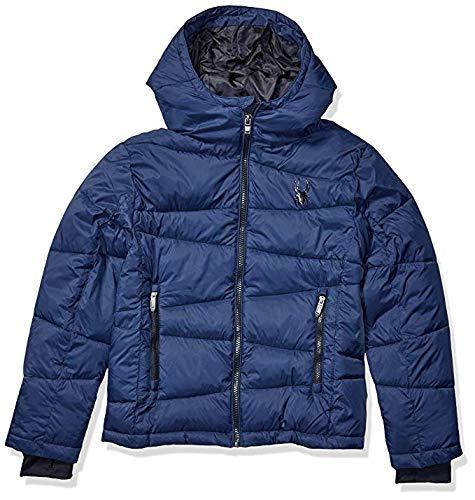 Spyder Little Boys (4-7) Nexus Puffer Jacket, Frontier Tonal 4