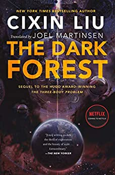 The Dark Forest (The Three-Body Problem Series Book 2) by [Cixin Liu, Joel Martinsen]