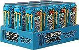 Monster Mango Loco Latas, 12 x 500 ml