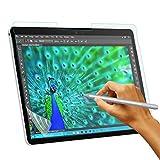 TiMOVO Matte Bildschirmschutzfolie Kompatibel mit Surface Pro 6/5/4/LTE, Anti Reflex Schutzfolie Bildschirmschutz für Microsoft Surface Pro 6/5/4/LTE - Bereift