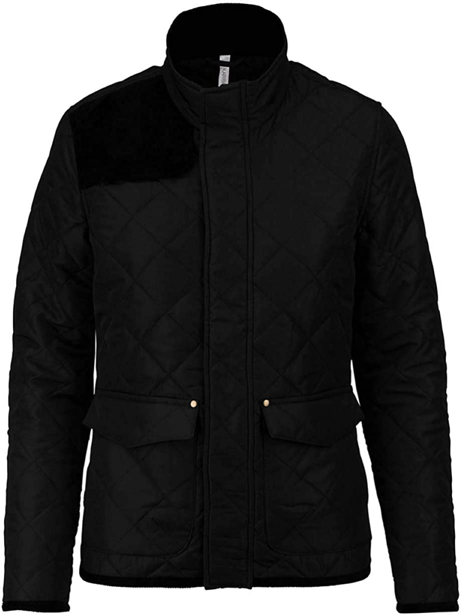 Kariban Womens Quilted Jacket