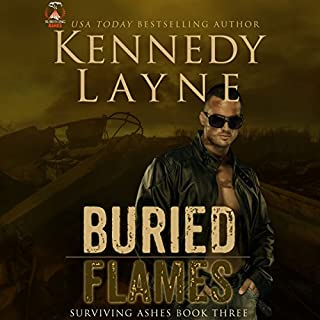 Buried Flames                   Written by:                                                                                                                                 Kennedy Layne                               Narrated by:                                                                                                                                 Rock Engle                      Length: 8 hrs and 27 mins     Not rated yet     Overall 0.0