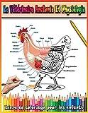 Le Vétérinaire Anatomie Et Physiologie Livre De Coloriage Pour Les Enfants: Physiologie Animale pour les enfants ( Version En Anglais )