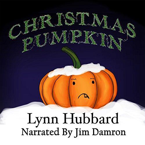 Christmas Pumpkin audiobook cover art