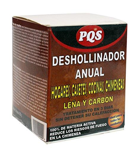 PQS - Deshollinador Anual Madera Car Pqs 3X250 G