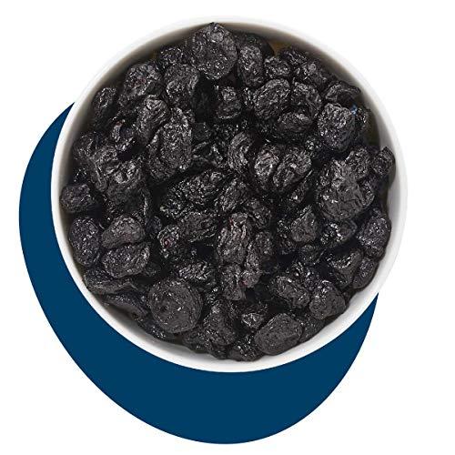 Kultsnack Dunkle Rosinen ohne Zucker – Beste Premiumqualität – Große Weinbeeren zum Backen – Ungeschwefelt - Getrocknete Trauben für Müslis und Bowls – Sultaninen (Glutenfrei, Vegan)(1000 g)