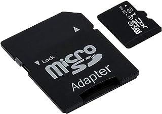 マイクロsdカード SDXC メモリーカード CLASS 10 + SDアダプター + 保管用クリアケース 超高速U1 MicroSD カード 128GB
