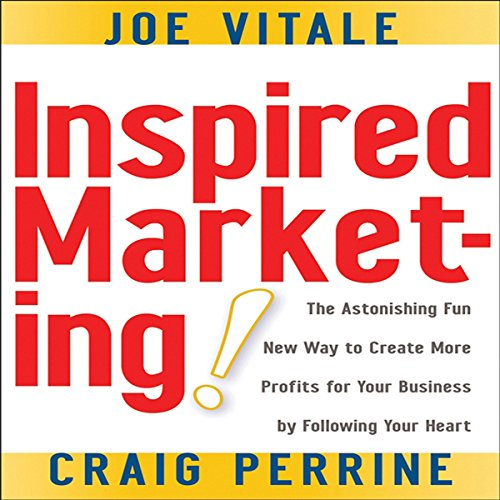Inspired Marketing audiobook cover art