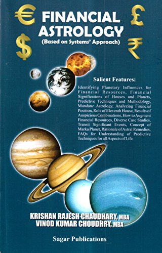 Financial Astrology: Based on Systems Approach